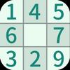 Sudoku. Quebra-cabeça lógico ícone