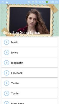 Birdy: Top Songs & Lyrics for Android - APK Download