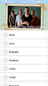 Civil Twilight: Top Songs & Lyrics poster