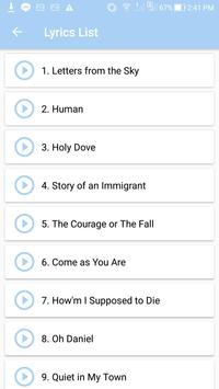 Civil Twilight: Top Songs & Lyrics screenshot 1