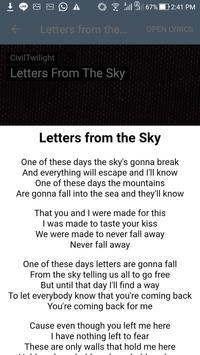 Civil Twilight: Top Songs & Lyrics screenshot 2