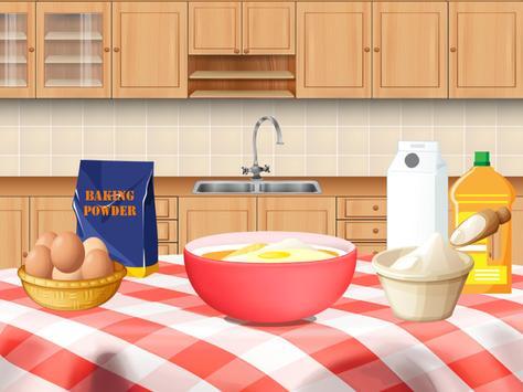 Burger making game for kids screenshot 5