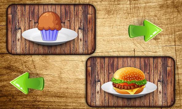 Burger making game for kids screenshot 1