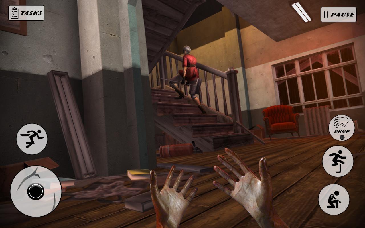 Granny Game Kinh Dị Roblox Granny House Cho Android Tải Về Apk