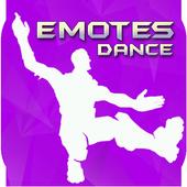 Emotes Of Fortnite Dances Videos icon