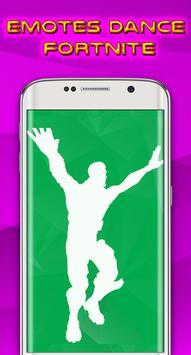 Emotes Of Fortnite Dances Videos screenshot 1