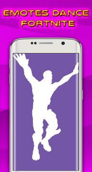 Emotes Of Fortnite Dances Videos screenshot 2