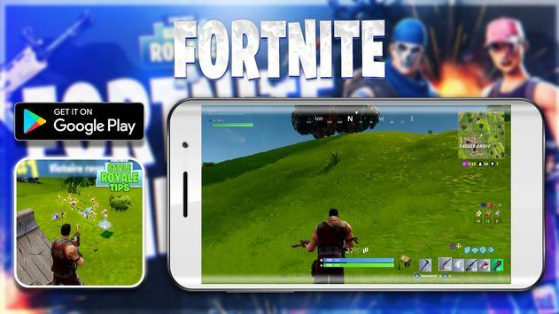 Guide Fortnite Battle Royale poster