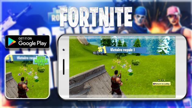 Guide Fortnite Battle Royale apk screenshot