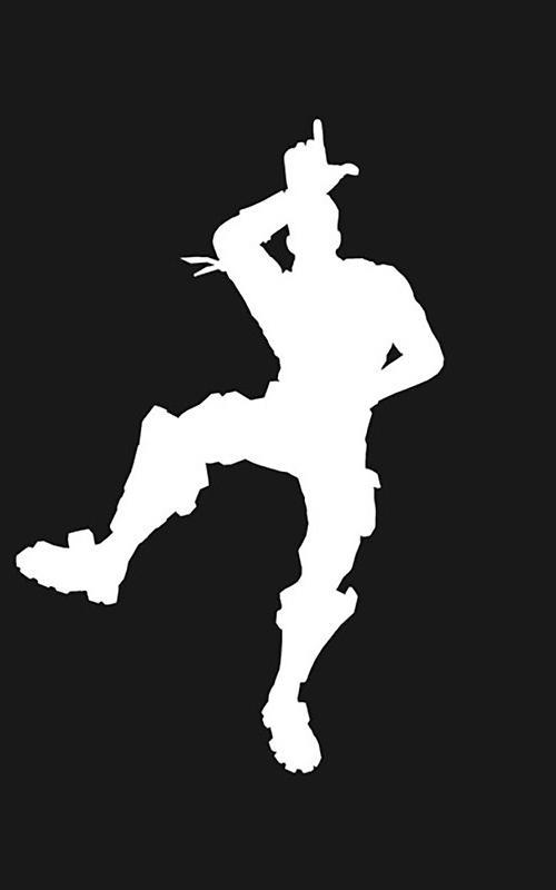 Fortnite Dances (Fortnite Emotes) poster