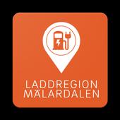 Laddregion Mälardalen icon