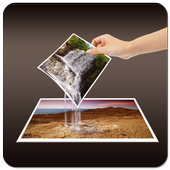 Creative Poster Funia Effect icon