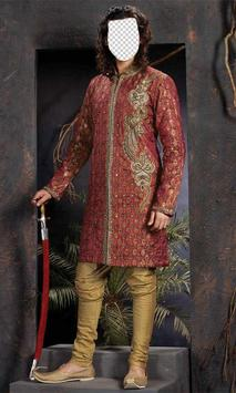 Men Designer Sherwani apk screenshot
