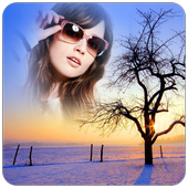 Sunrise Photo Frame icon