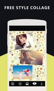 Coolpix : Shape Collage Maker apk screenshot