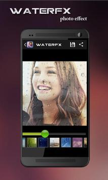 WaterFx Photo Effect apk screenshot