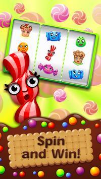 Sweet Candy Free Slot Machine screenshot 1