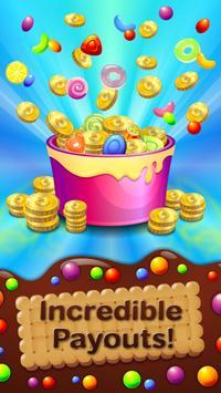 Sweet Candy Free Slot Machine screenshot 2