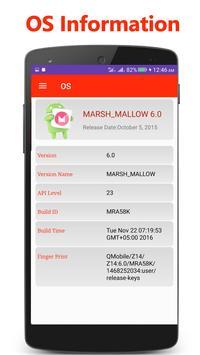 My Device Info apk screenshot