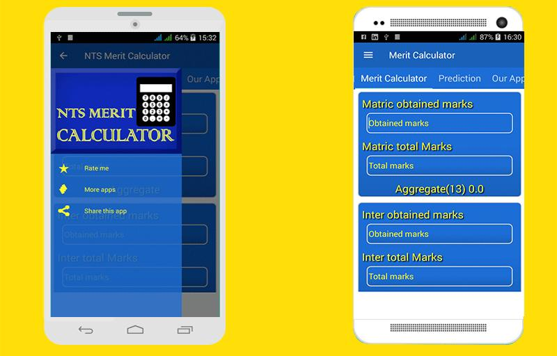 NTS Merit Calculator for Android - APK Download