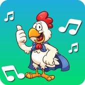 Chicken Scream Up icon