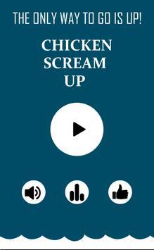 Chicken Scream Up apk screenshot