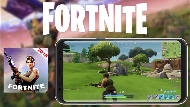 Fortnite Battlegrounds Game Guide & Tips poster