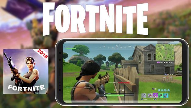 Fortnite Battlegrounds Game Guide & Tips apk screenshot