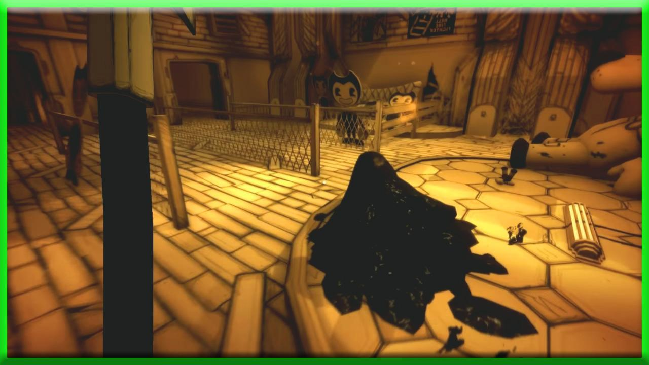 Bendy Scary Ink Machine For Android Apk Download
