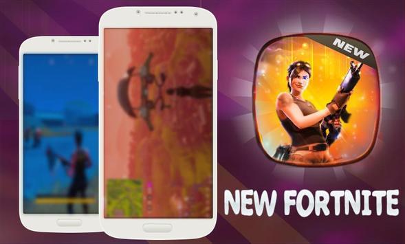 Free Fortnite Mobile New Tips poster