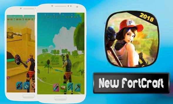 Free FortCraft 2018 New Tips apk screenshot