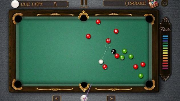 Bilhar - Pool Billiards Pro imagem de tela 4