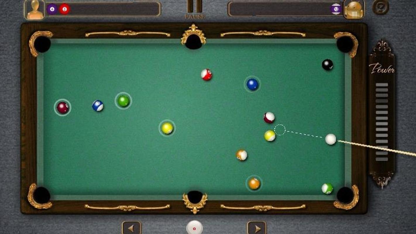 pool billiards free download