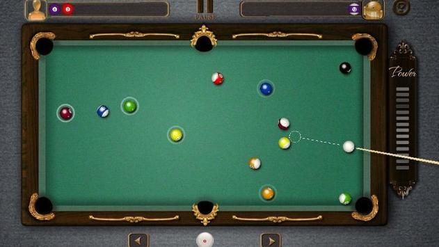 Pool Billiards Pro poster