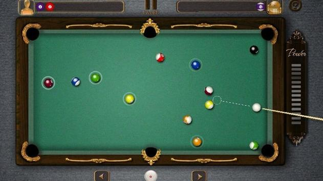 Pool Billiards Pro-poster
