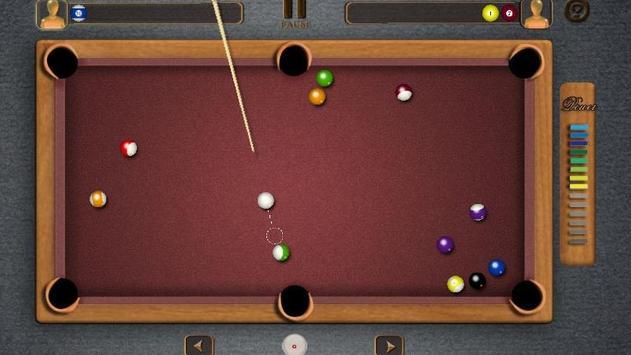 Bilhar - Pool Billiards Pro imagem de tela 1