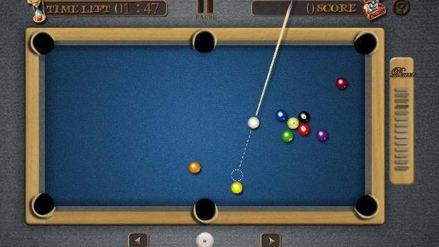 Bilhar - Pool Billiards Pro imagem de tela 2