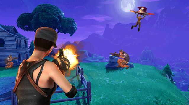Fort Night Shooting Battle Arena Royale screenshot 2