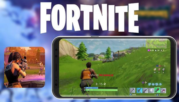 |Fortnite Mobile| скриншот 2