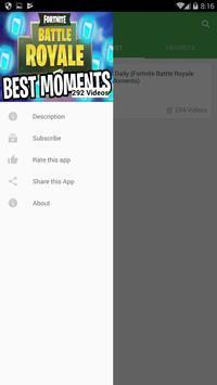 Highlight videos Moment FBR screenshot 4