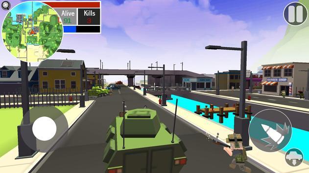 Pixel City Battlegrounds screenshot 5
