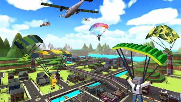 Pixel City Battlegrounds screenshot 6