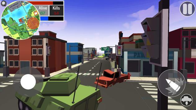 Pixel City Battlegrounds screenshot 9