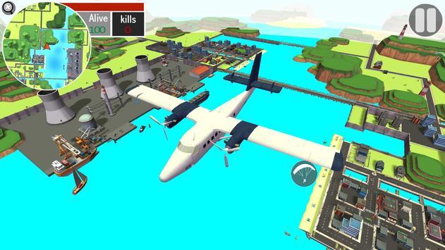 Pixel City Battlegrounds screenshot 13
