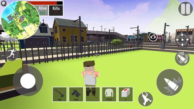 Pixel City Battlegrounds screenshot 16