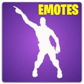 Dances from Fortnite, Emotes and Skins icon