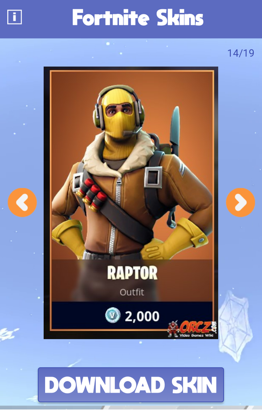 Fortnite Skins Free Download For Android Apk Download - fortnite skins free download poster fortnite skins free download screenshot 1
