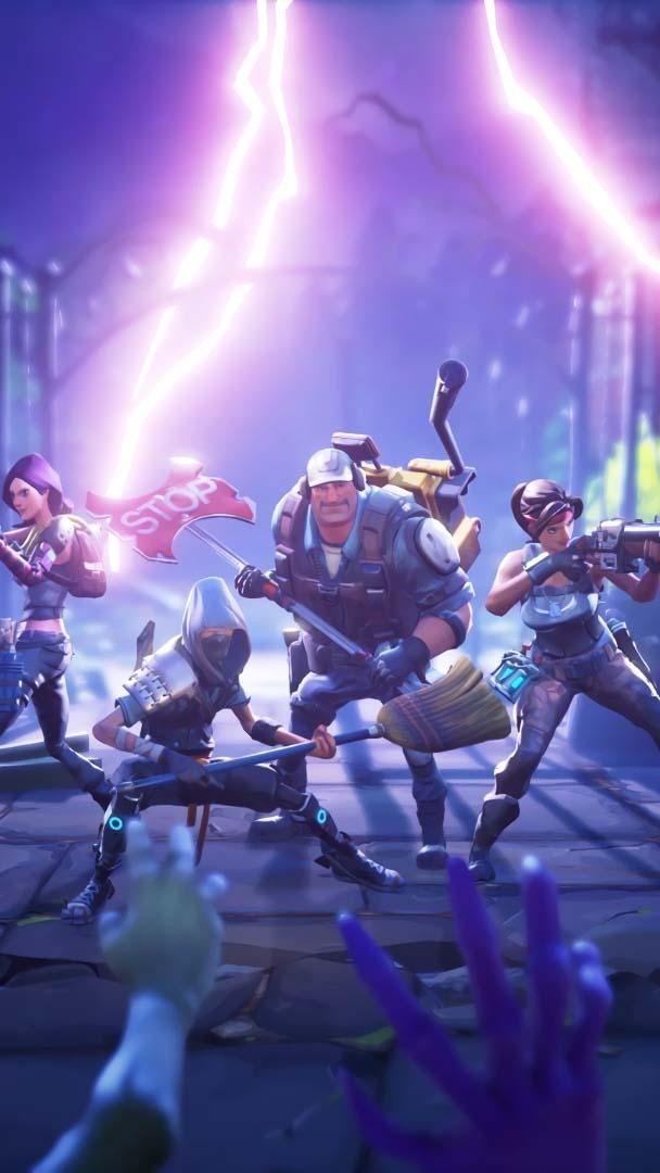 Fortnite Wallpaper HD For Android