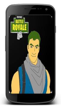 Fortnite Coloring Pages screenshot 2