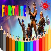 Coloriage Fortnite Battle Royale For Android Apk Download